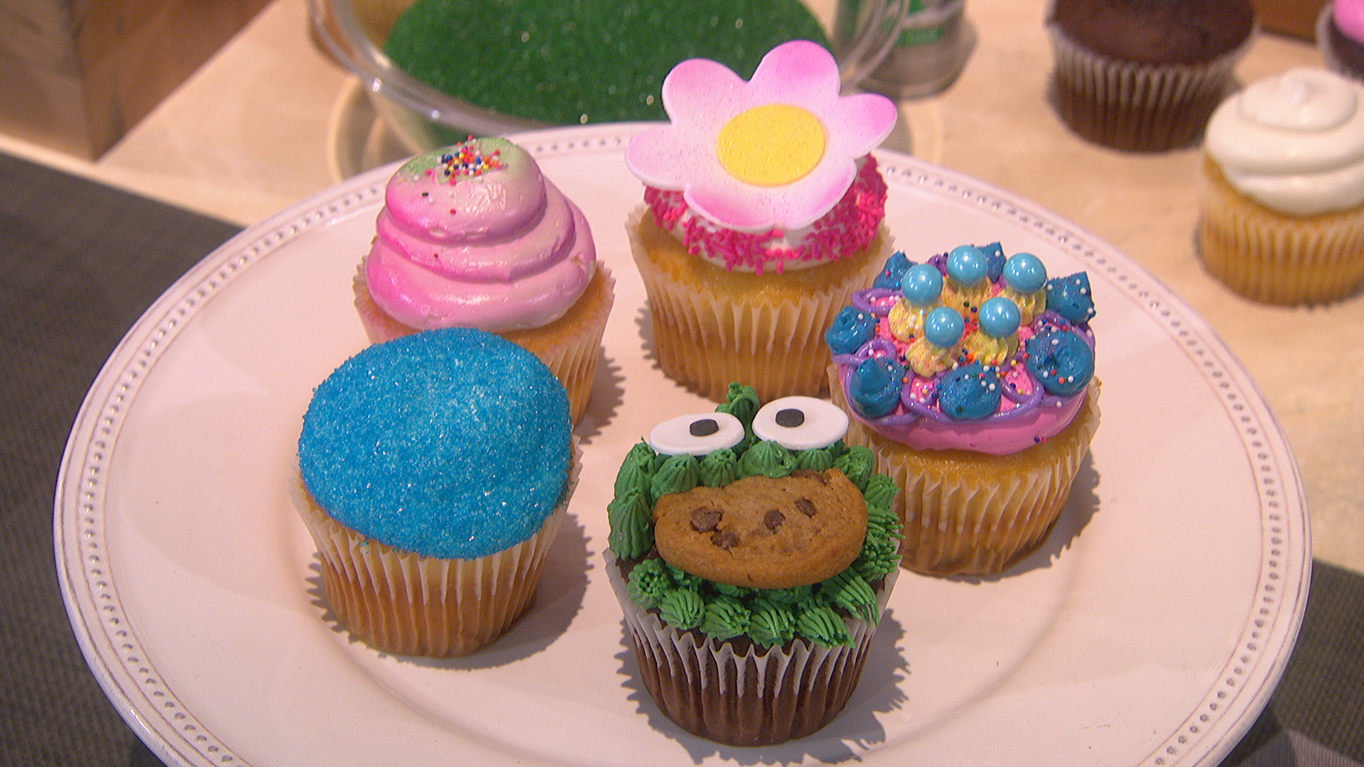 Cake Decorating Party Los Angeles