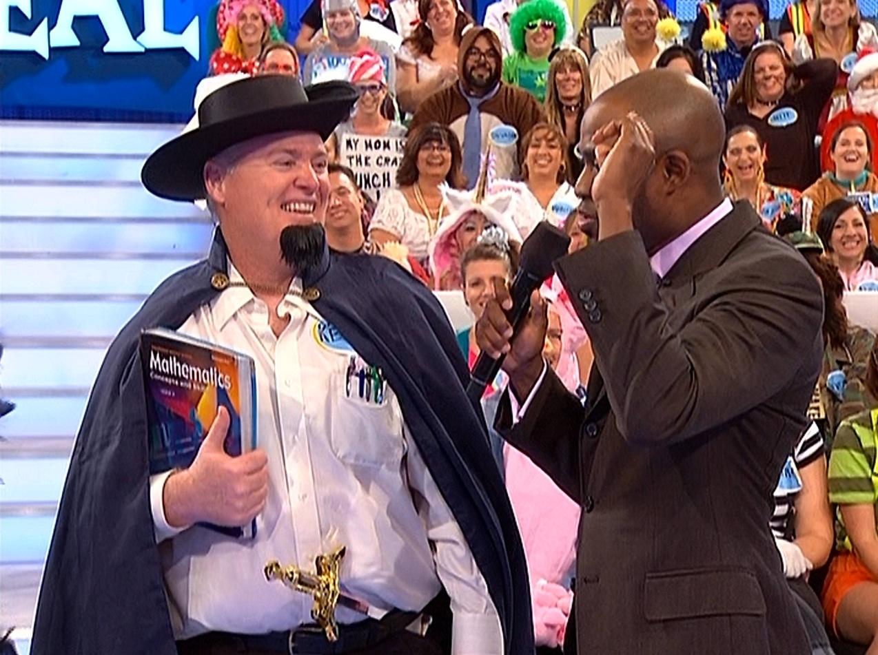 Points mean prizes teachers tv show