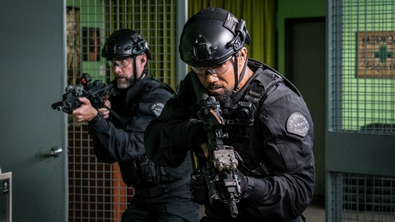 Cast Of Swat 2018: A Criminal Accusation Puts Hondo On Probation On S.W.A.T